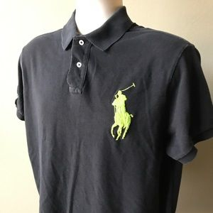 Polo by Ralph Lauren US Open Polo Custom Fit Shirt